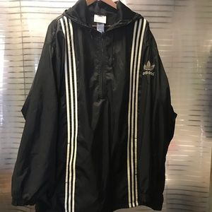 Adidas Nylon Jacket